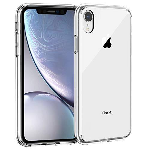 Syncwire Coque iPhone XR Transparente - UltraRock Seriés Housse Rigide iPhone XR avec Protection...