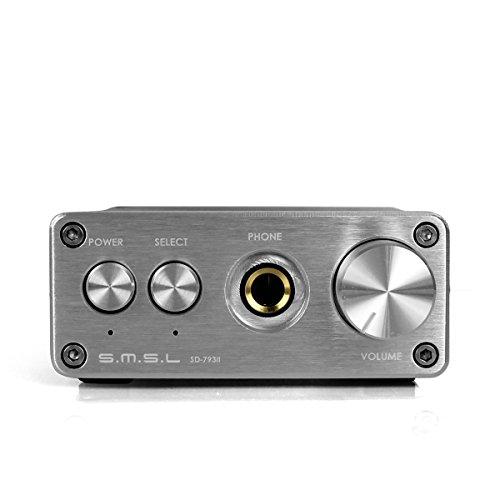 SMSL SD 793II DAC Decoder DIR9001 PCM1793 OPA2134 coaxial entr¨¦e optique Amplificateur casque