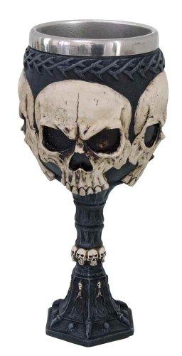 Weinkelch Skulls