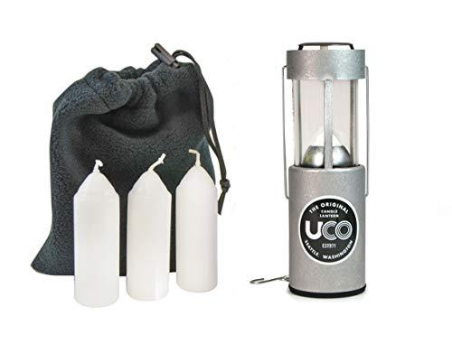UCO Orig Lantern ValuePack Aluminum
