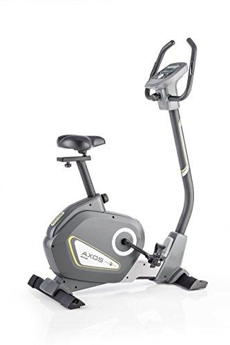 Kettler Heimtrainer Fahrrad AXOS Cycle P-LA - Farbe: Grau - das ideale Hometrainer Fahrrad - Artikelnummer: 07629-500