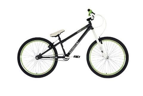 Zombie Boy's Huck Dirt Jump Bike - Black, 24