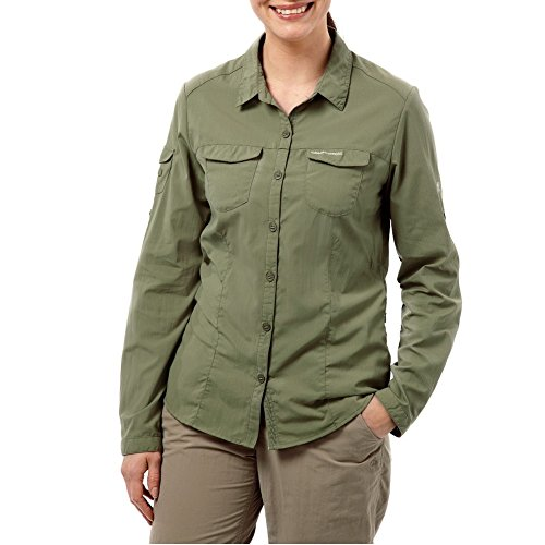 Craghoppers NosiLife Adventure Langarm Bluse Women Outdoorbluse Abbildung 3