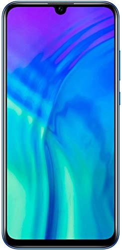Foto Honor 20 Lite 128 GB Smartphone BUNDLE con fotocamera 32 MP AI Selfie (6,21 pollici), doppia fotocamera, Dual SIM, Android 9.0) + gratis Flip Cover [esclusiva su Amazon] – Versione tedesca