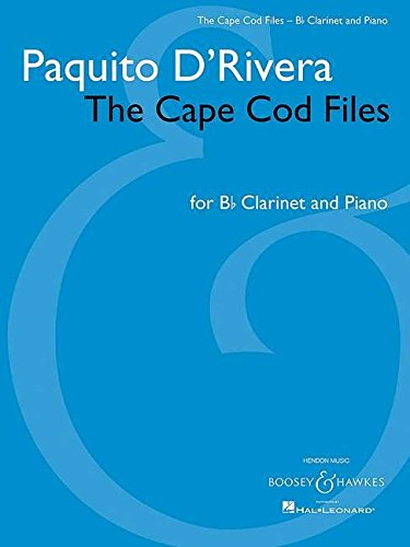 The Cape Cod Files for B-Flat Clarinet and Piano