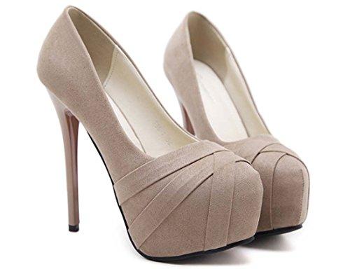 Chaussures Pour Femmes Beige Ladies 'disco Shoes