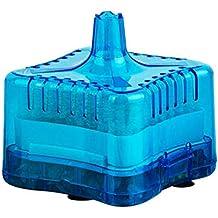 LIFUREN Filtro de pecera Redondo Dispositivo de succión Mini Aumentar el Consumo de oxígeno. Mejora