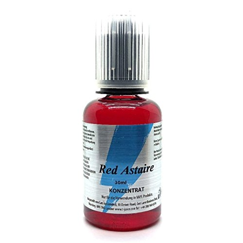 T-Juice Red Astaire, 1er Pack (1 x 30 ml)