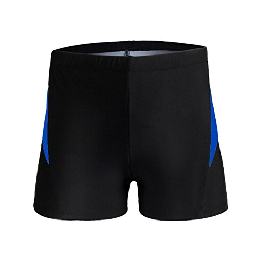 CHENGXIAOXUAN Männer Badehose Heiße Quellen Boxer Koffer Profi Sport Komfort Strandhosen Shorts A