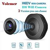 ZQG BEAUTEY Mini-Kamera 1080P WiFi HD Mini-Kamera mit Motion Sensor Camera Recorder Small Camera