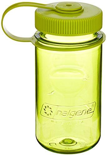 Nalgene Trinkflasche Everyday Minigrip Flasche aus Kunststoff, 340924, Sping Green, 12-Ounce