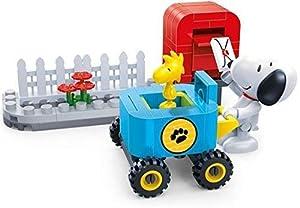 BanBao 7511 Juego de construcción Juguete de construcción - Juguetes de construcción (Juego de construcción, Multicolor, 4 año(s), 156 Pieza(s), Dibujos Animados, Niño/niña)