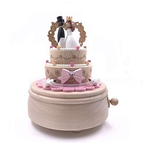 SJQ Prinz Jeancard und Prinzessin Music Box, Hochzeitstorte (Hochzeitsmarsch) (Bilder Von Hochzeitstorten)
