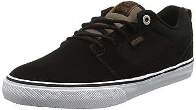 Etnies Rap CT, Chaussures de Skateboard Homme, Black (Black/Brown590), 37 EU
