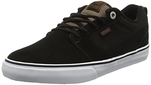 EtniesRAP CT - Scarpe da Skateboard Uomo, Black (Black/Brown590), 43 EU