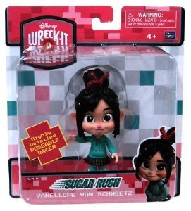 Wreck It Ralph Vanellope Von Schweetz Sugar Rush Doll Figure by Wreck-It Ralph