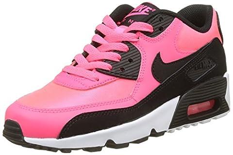 Air Max Rose Enfant - Nike Air Max 90 Mesh Gg, Chaussures