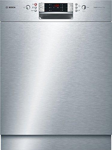 Bosch SMU69P55EU Unterbaugeschirrspüler 1.7/A+++/237 kWh/Jahr/237 L/Jahr/60 cm/EcoSilence Drive/Glasschutz-Technik/edelstahl