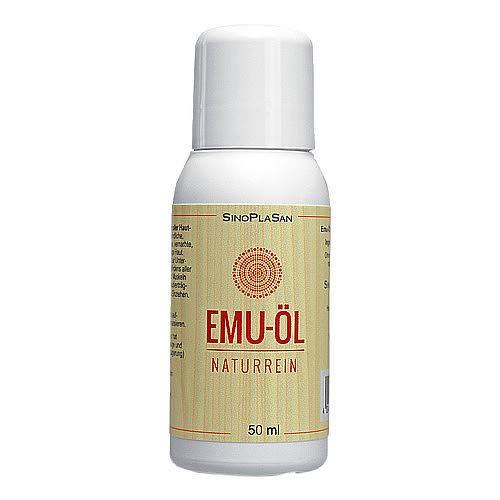 Emu Öl 50ml Spender, 100% naturrein - Emu-Öl