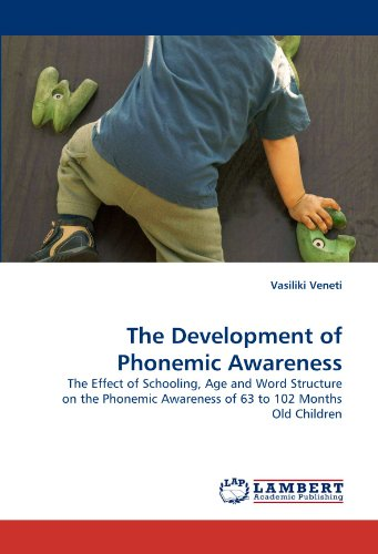 The Development of Phonemic Awareness