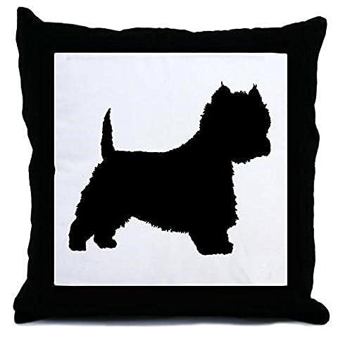 CafePress - West Highland Terrier - Throw