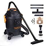 TACKLIFE Wet Dry Vacuum, 1000W 18.9L Capacity Wet and Dry Vacuum Cleaner 3