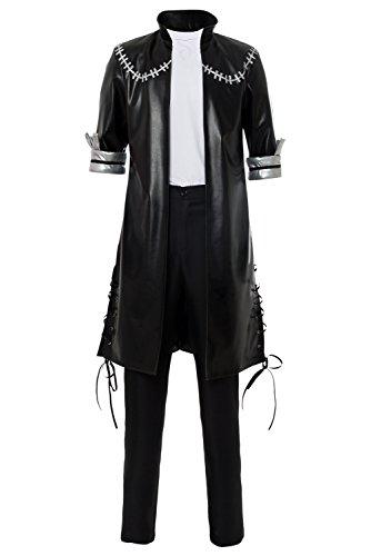 My Hero Academia Boku No Hero Academia Villain Dabi Outfit Cosplay Kostüm Herren - Hero Villain Kostüm