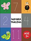 Number Tracing Practice for Kids: Volume 4 (Tracing Letter for Kids)
