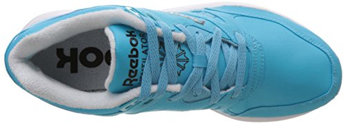 Reebok - Ventilator Day Glo, Sneakers da uomo Blu (neon blue/white/black)