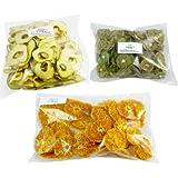 1kg de fruta deshidratada natural (4x250gr)