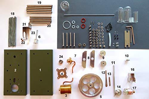 Bausatz Stirlingmodell