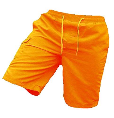 Brandit Swim Short Orange L/XL