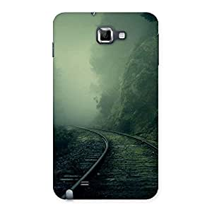 Fog Track Back Case Cover for Galaxy Note
