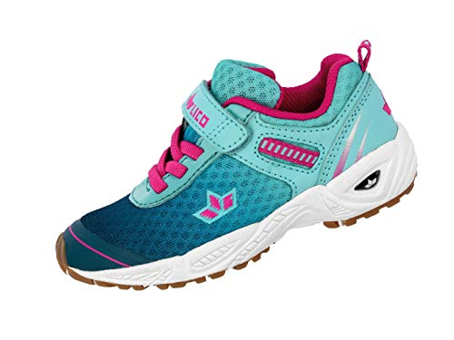 7ba0e5a8fedf6b Lico Mädchen Barney VS Multisport Indoor Schuhe