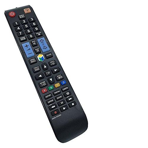 Nueva reemplazado control remoto AA59-00638A apto para Samsung 3D LED inteligente AA59-00638A...