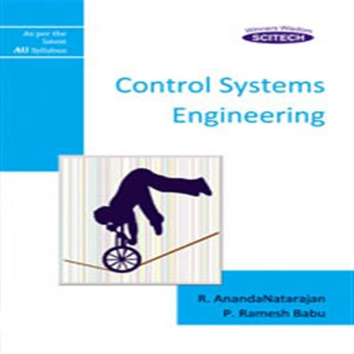 Control Systems Engineering (AU) (edcation)