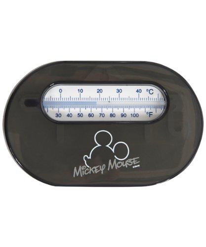 bébé-jou 622561 Zimmerthermometer, anthrazite mit Aufdruck Mickey Mouse Preisvergleich