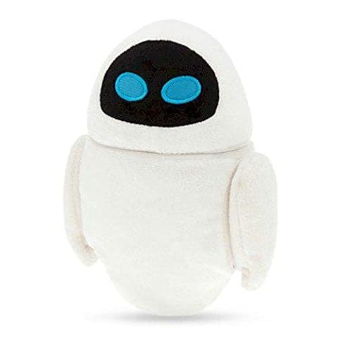 Disney EVE Plush - Mini Bean Bag - 7'' by Wall-E