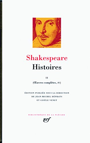 Histoires tome 2 (Oeuvres Complètes IV)