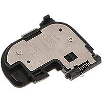 Sharplace Tapa de Batería Durable Compatible con Cámara Canon EOS 7D Accesorios