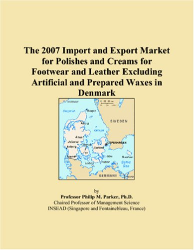 The 2007 Import and Export Market for Polishes and Creams for Footwear and Leather Excluding Artificial and Prepared Waxes in Denmark