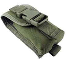 Kestrel TYR Tactical Carry Case Kestrel 4000 Series and Molle Compatible Accessory - Olive Drab