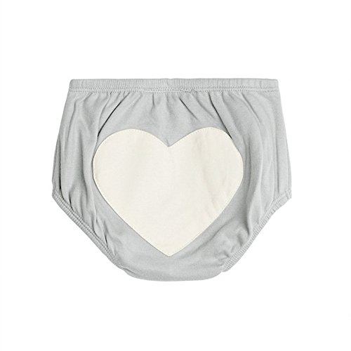 Hrph Toddler Summer Baby Shorts Bread Pants Kids Love Short Child Cute Cotton Briefs Underwear
