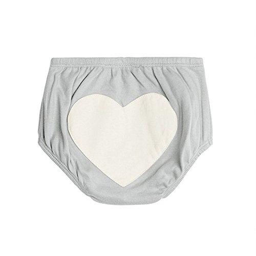 Hrph Toddler Summer Baby Shorts Bread Pants Kids Love Short Child Cute Cotton Briefs Underwear