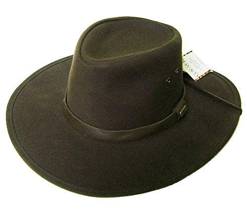 modestone-unisex-covver-oilskin-chapeaux-cowboy-chinstring-brown