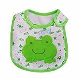 T-CMKJ Baby tableware Babero Niño pequeño, alimentación a prueba de filtraciones, babero...