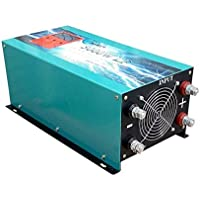 Inverter Pure Wave 5000w Onda Pura Del Seno DC 24V to AC 230V+LCD+Cargador Inverter Pure Wave