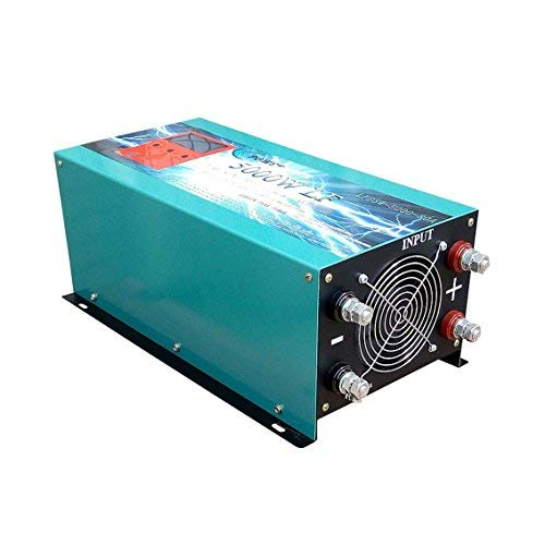 5000W Spannungswandler reiner/SINUS Power inverter Wechselrichter dc 24V/ac 230V UPS Dc Power Inverter