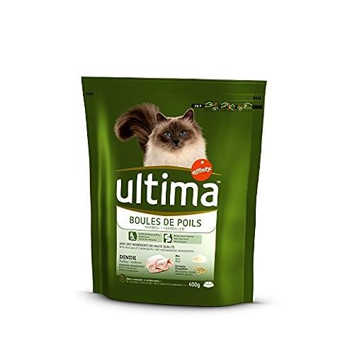 ULTIMA Pour le contrôle des boules de poils - Pour chat - (x8)