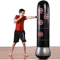 KY Punching MMA de Boxe Gonflable poinçonnant Cible Sac culbuteur à culbutage Libre Ventilation Jouets